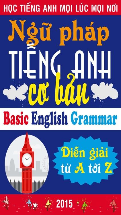Ngữ pháp tiếng Anh cơ bản (Basic English Grammar)