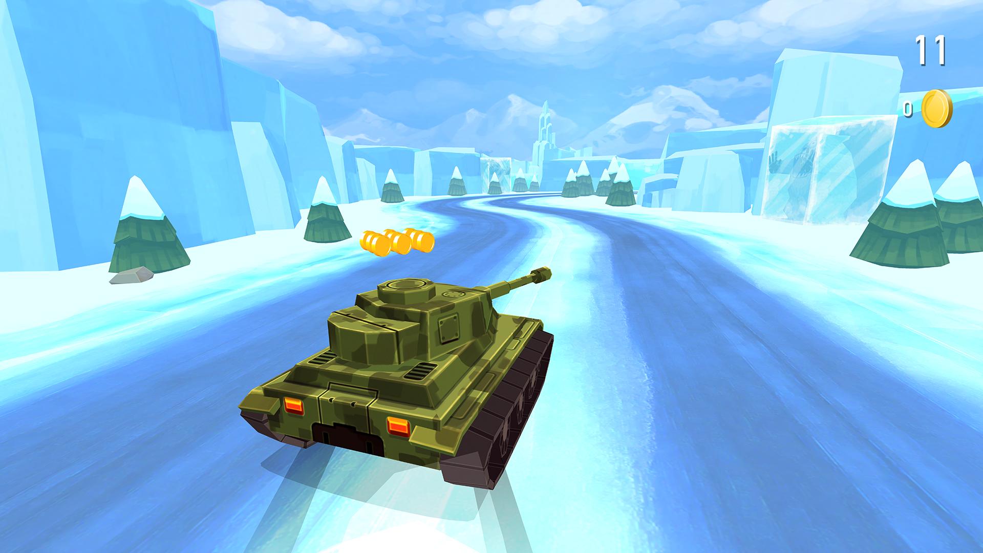 Thumb Drift GT-V screenshot 3