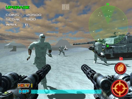 Arctic Assault VR - Sniper Edition screenshot 10
