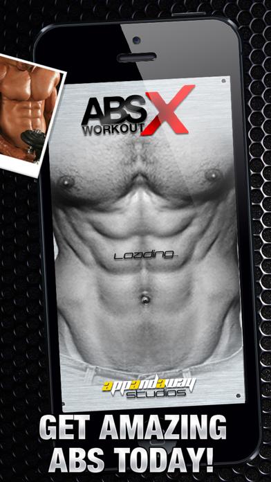 腹筋運動 Xのおすすめ画像5