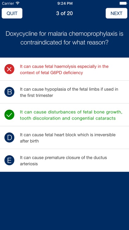 Obstetrics - MCQ'S screenshot-3