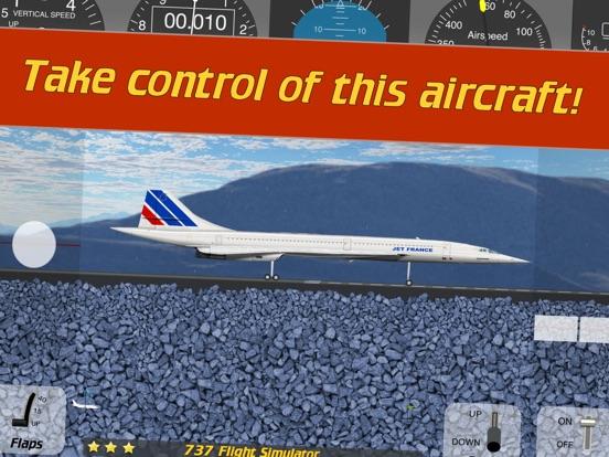 737 Flight Simulator Screenshots
