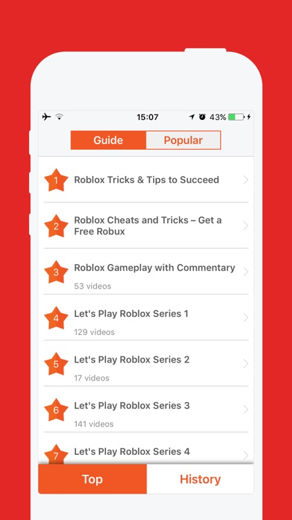 Free Cheats for Roblox - Free Robux Guide screenshot-4