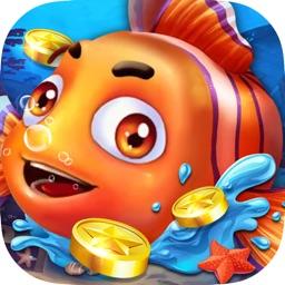 捕鱼-电玩捕鱼街机打鱼游戏