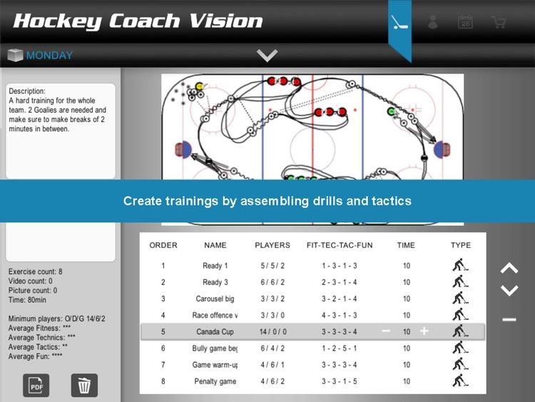 Hockey Coach Vision screenshot-4
