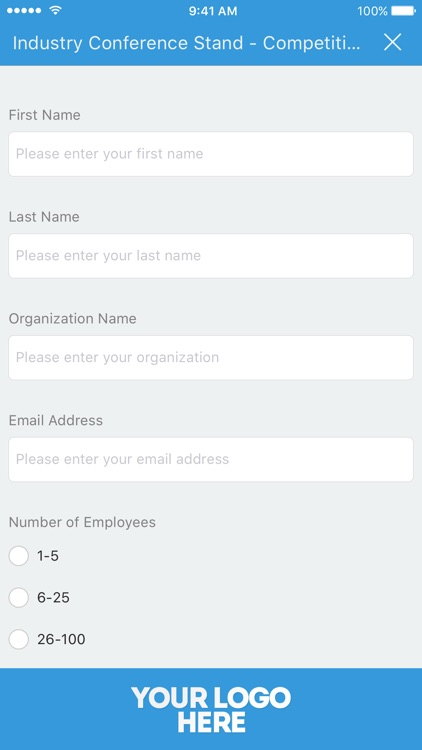 Convoke - Offline Form Capture For Hubspot screenshot-1