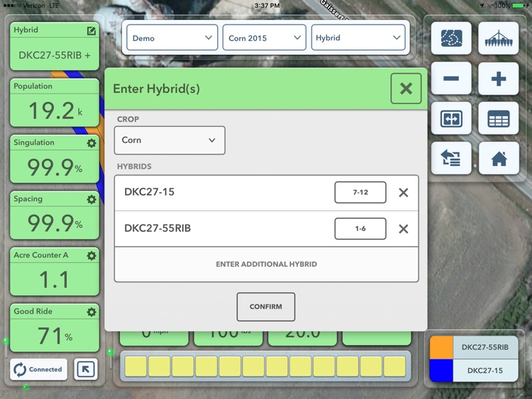 FieldView Cab screenshot-4