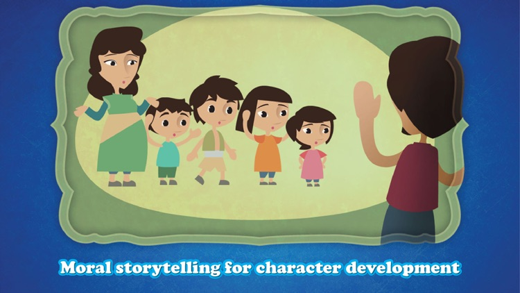 The DREAM, Kids Story Book & Learning To Read Time screenshot-3