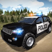Off-road Hill Police Crime Simulator