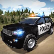 Off-road Hill Police Crime Simulator