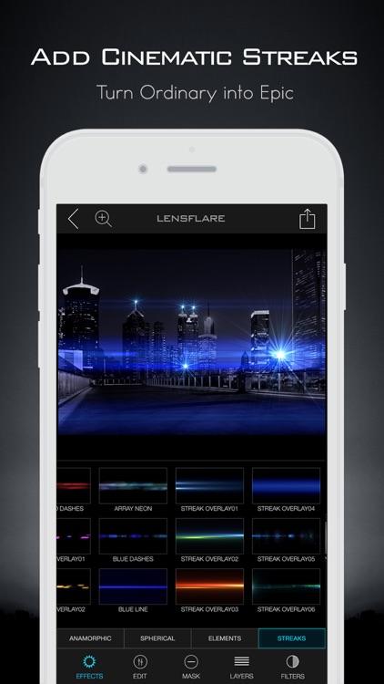 LensFlare Optical Effects screenshot-3