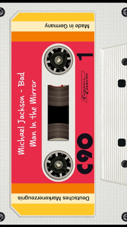 DeliTape - Deluxe Cassette Player screenshot-2