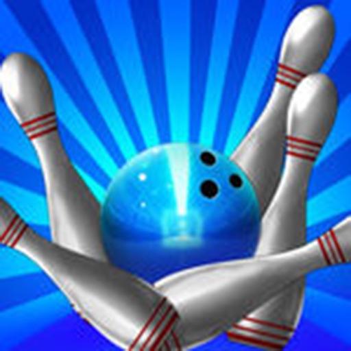 3D - фантазия боулинг - без игр сыграйте в боулинг