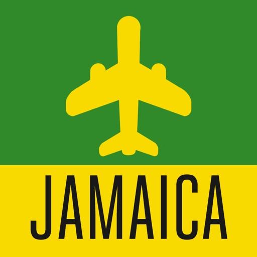 Jamaica Travel Guide and Offline Street Map