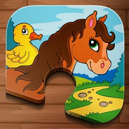 Animal Puzzle+ for Toddlers