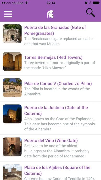 Guide to Alhambra, Granada