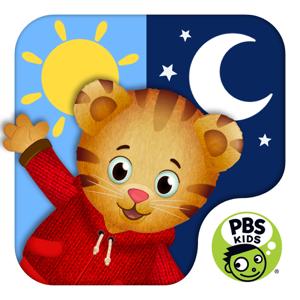 Daniel Tiger's Day & Night app