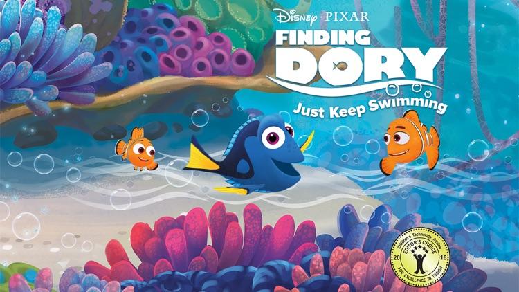 Finding Dory: Just Keep Swimming screenshot-4