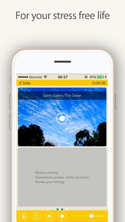 "Relax Classic ""Erik Satie"" by meditone® screenshot-4"