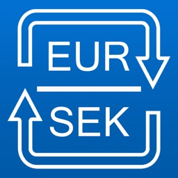 Euro to Swedish krona and SEK to EUR converter