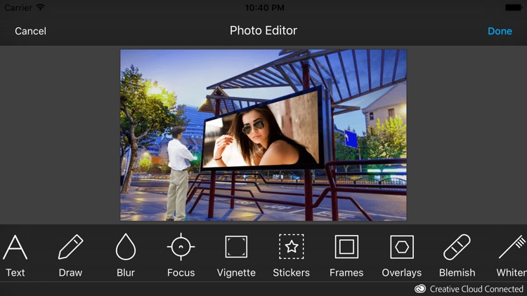 Hoarding Photo Frame & Photo Editor screenshot-4