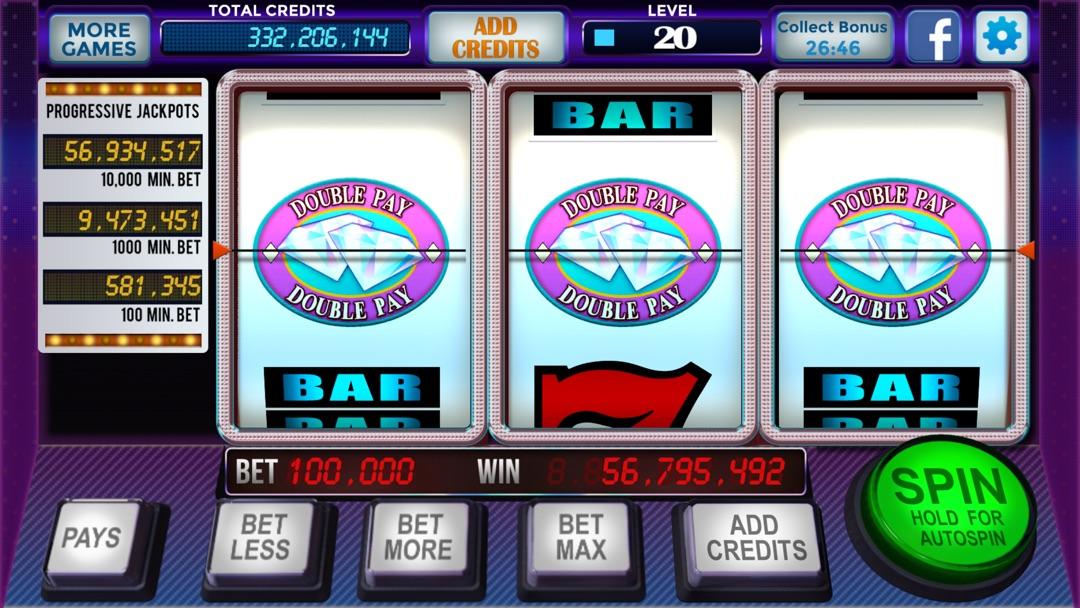 Play Vegas Slots Online