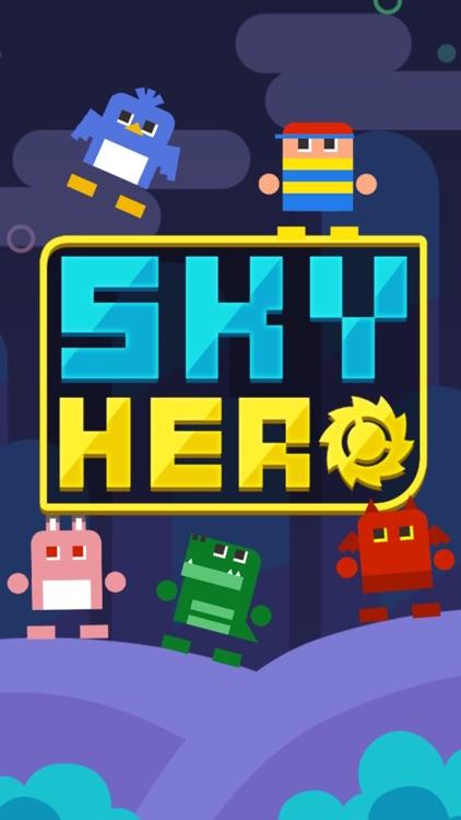 Sky Hero - Endless UP