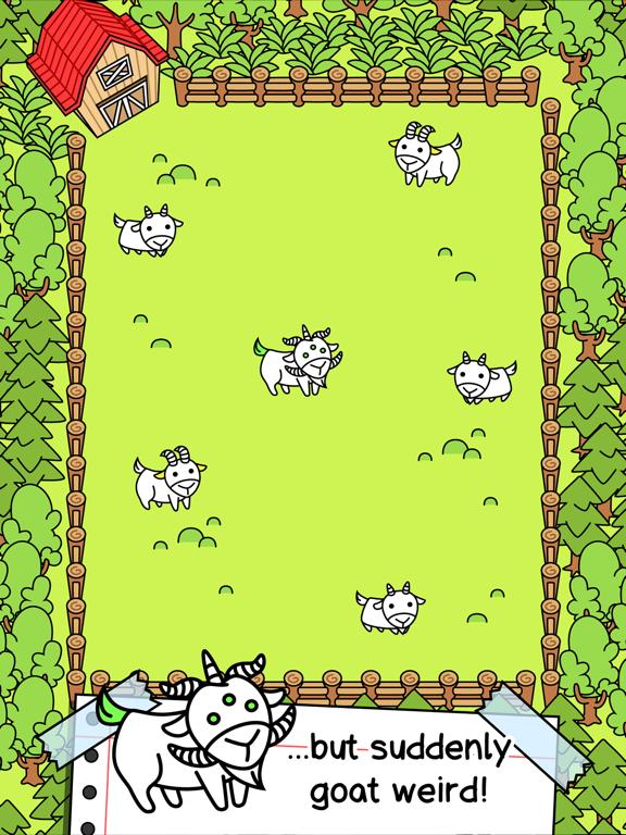 Goat Evolution | Мутант коз для iPad