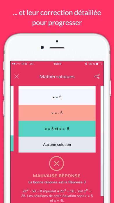 download Collège - Brevet 6e 5e 4e 3e apps 2