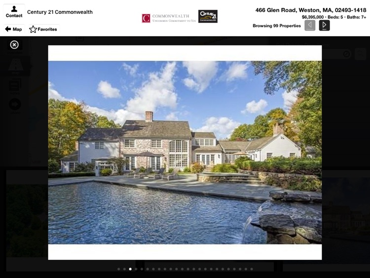 Commonwealth Real Estate for iPad screenshot-4
