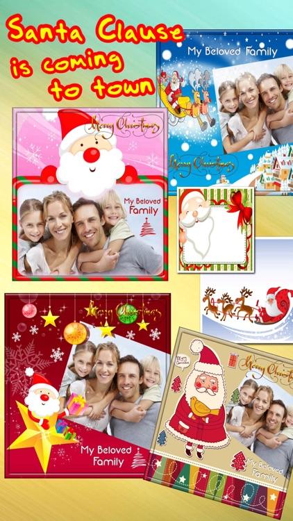 Christmas Photo Frames Pro :)