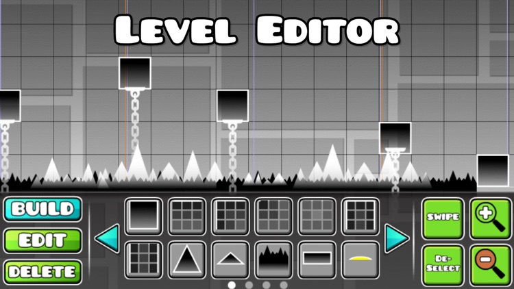 Geometry Dash screenshot-2