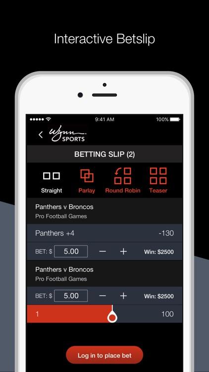 Wynn Sports screenshot-3