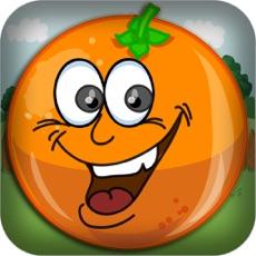 Activities of Orange Falling Blitz - Don't Drop The Fruit Survival Game LX