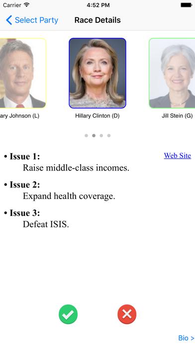 download 1myVote - Voter Resources & Candidate Info apps 0