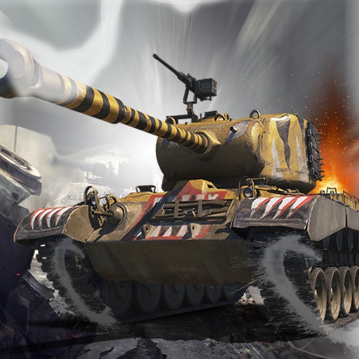 Amazing Tank Superhero - Race World of War Tanks Blitz