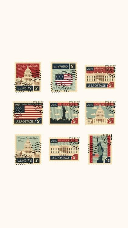 USA Stamps screenshot-1