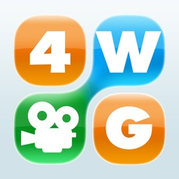 4 Word Movie Game HD - Find the link and guess the movie