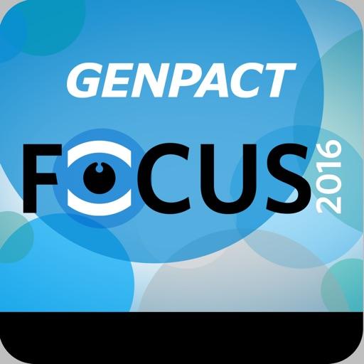 Genpact Focus icon