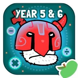 Crazy Maths Adventure- Age 9 - 11, 11+,Year 5 & 6