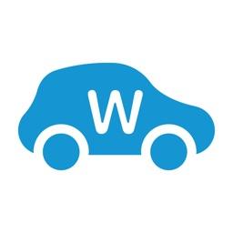 Washlo - UK's On Demand Car Wash Mobile Service