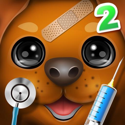 Baby Pet Vet Doctor - kids games icon