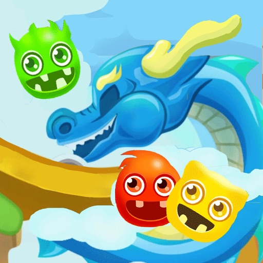 Dragon King Island Puzzle Adventure Time Cool iOS App