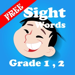 Basic Sight Word List for 1st Grade and 2nd Grade