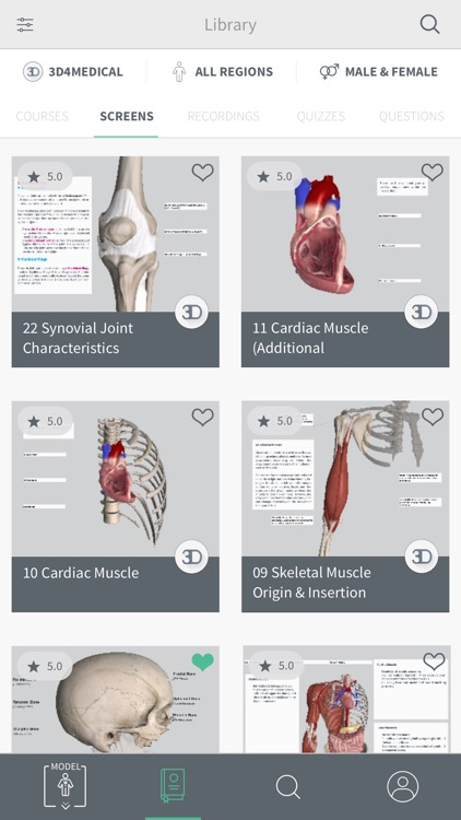Complete Anatomy for iPhone screenshot-4