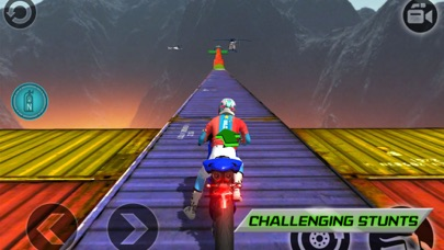 Extreme Bike Stunt Trial screenshot two