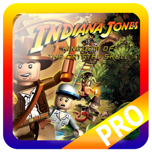PRO - Lego Indiana Jones Version Guide app