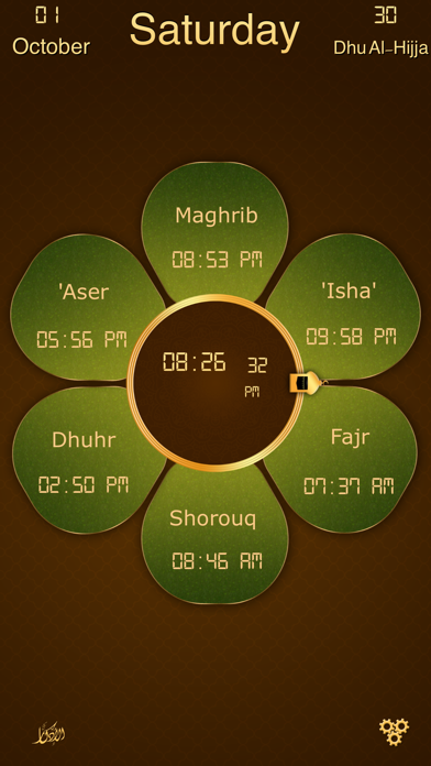 Top 10 Apps like Prayer Times Full Azan in 2019 for iPhone & iPad
