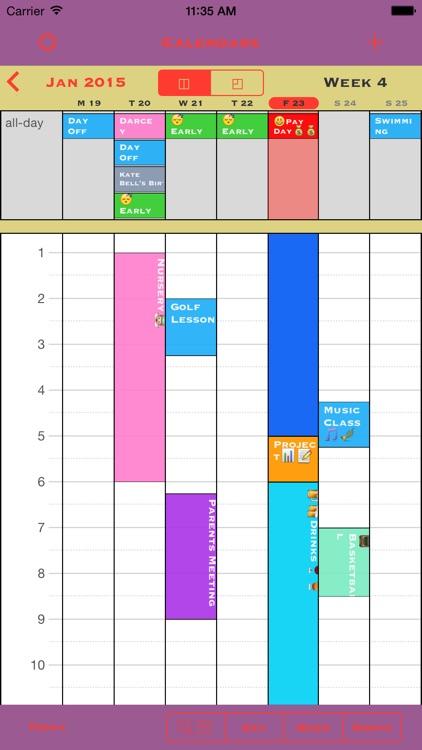 Pimp Your Calendar