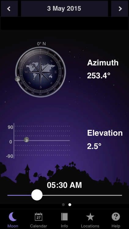 Moon Calendar screenshot-2